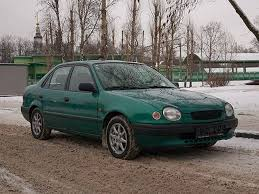 toyota corolla 1 8 1998 auto images and specification