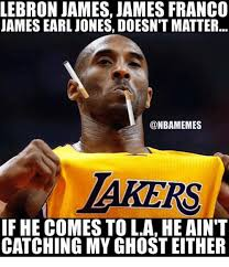 James Meme - lebron james james franc0 uames earl jones doesn t matter akers if