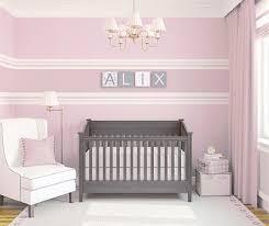 peinture chambre bebe fille idée déco peinture des murs chambre enfant forum