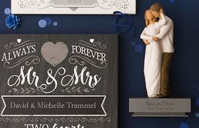 personalized gifts for the personalized wedding gifts at things remembered