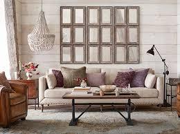 vintage livingroom tallulah artisanal vintage living room pottery barn