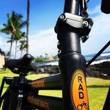 Rad Power Bikes Electric Bike by Big Island Electric Bike Tours 75 5669 Ali U0027i Dr Kailua Kona