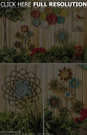 Garden Wall Decoration by Unique Garden Decor Gardens And Landscapings Decoration