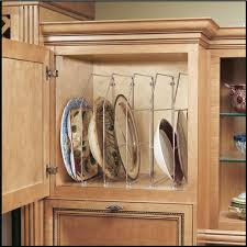 kitchen cabinet tray dividers rev a shelf 18 in h x 0 75 in w x 20 in d single chrome bakeware