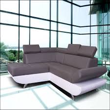canapé simili cuir blanc canapé simili cuir blanc pas cher maison