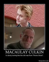 Macaulay Culkin Memes - macaulay culkin demotivational poster fakeposters com