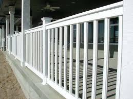 porch spindles belly spindle baluster on deck railing railing