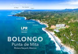Punta Mita Mexico Map by Bolongo Mexico Luxury Punta De Mita Real Estate