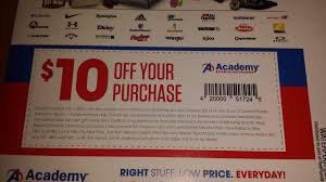 academy sports sales paper coupons shopaholicsavers