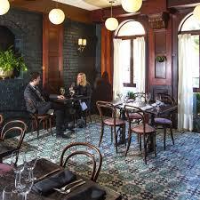 at sorrento hotel u0027s dunbar room a room for improvement the