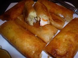 cuisiner le surimi bourek au fromage et surimi recette facile et rapide pour le