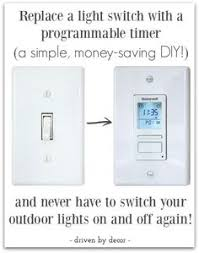 light switch timers for home security how to replace old light switches love pomegranate house best