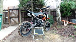 motocross bike shops how to rebuild a pitbike motocross bike youtube
