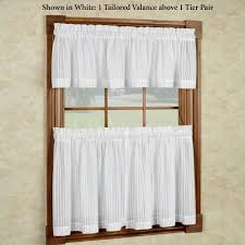 Kitchen Curtains Kitchen Curtains Window Treatments Touch Of Class