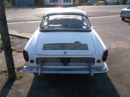 renault caravelle for sale curbside classic 1963 renault caravelle s a francophile u0027s