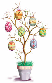 easter egg tree easter egg history paas easter eggs