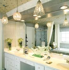 bathroom hanging light fixtures lightings and lamps ideas