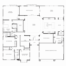 one story floor plans one story house plans inspirational e story floor plans awesome