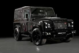 defender land rover off road urban truck ultimate rs defender official pictures and specs