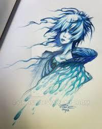 ghost iris chen deviantart
