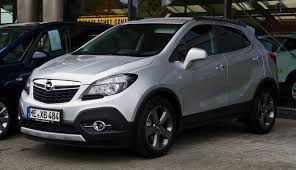 vauxhall mokka trunk opel mokka history photos on better parts ltd