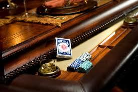 custom poker tables a u0026c billiards and barstools