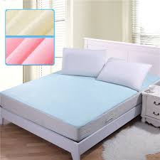 breathable sheets 150 200cm 100 cotton changing mat breathable baby waterproof bed