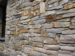 stone wall cladding quartzite for outdoor use theis böger