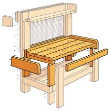 Free Potting Bench Plans Pdf Plans To Build How To Build A Wooden Potting Bench Pdf Plans