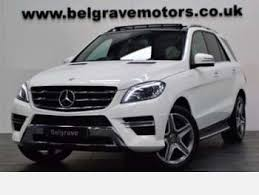 used mercedes m class uk used mercedes ml 2015 for sale motors co uk