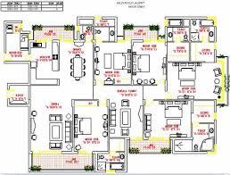 bedroom house plans marvelous comely original plan modern