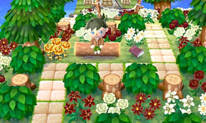 acnl shrubs acnl insperation acnl pinterest animal qr codes and animal