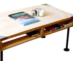 Computer Coffee Table A Step By Step Guide To Building An Industrial Style Pallet Coffee