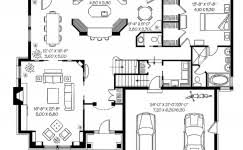 mansion floor plans free awesome square house plans modern house floor plan terrific black
