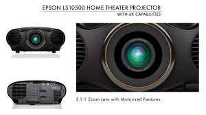 home theater projector systems epson ls10500 home theater projector presented by projector