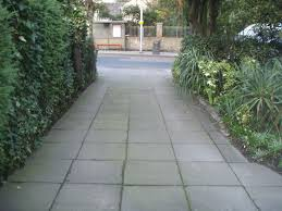 Reclaimed Patio Slabs Should Cement Be Placed Under Concrete Slabs For Driveways Or Is