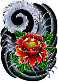 Japanese Flowers Pictures - japanese flower thingy by jerrrroen on deviantart tattoo
