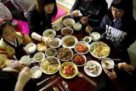two kinds of korean jinkyukim