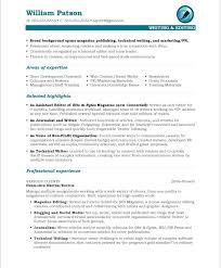 10 best new media resume samples images on pinterest free resume