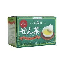 Teh Hijau yamamotoyama teh hijau celup 40g nanas manis