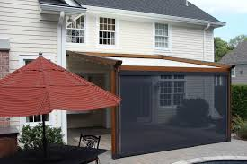 Awning Works Retractable Awnings To Retract Or Not To Retract That Is The