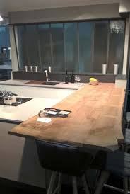 table cuisine bois brut table bois brut table cuisine bois brut cuisine moderne et table