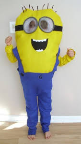 Despicable Halloween Costumes Toddler 24 Minion Costume Images Minion Costumes