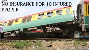 s system is without insurance 10 injured