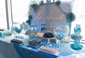 dessert table backdrop mitzvah candy and dessert table s nyc boat party cw