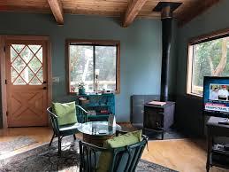 Living Room Song Robin Song Retreat San Juan Islands Washington Visitors Bureau