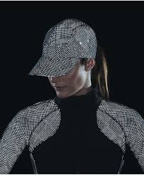 running hat with lights this fully reflective run hat is designed for weather protection