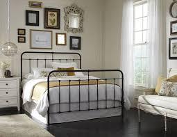 Bedrooms With Metal Beds Metal Beds