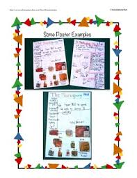 thanksgiving meal planning and budgeting math activity by