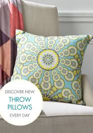 Throw Pillows Sofa by Use Toss Pillows To Enhance Your Bedding Time Home And Textiles